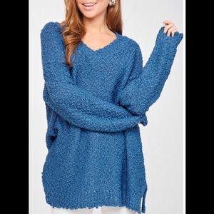 Sweaters - Ladies Oversized Sweater